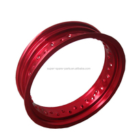 chinese good qualtiy cheap colored 17 inch motorcycle rim