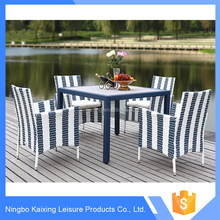 New Lasted Wicker Rattan Garden Set Outdoor Sofa Setting Furniture