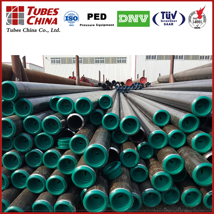 st35.8 seamless carbon steel pipe