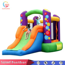 Oxford Cheap Inflatable Combo Slide Bounce House, Bounce House Slide