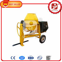 Professional design Gasoline/Electric/Diesel Portable Concrete Mixer for sale with CE approved