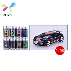 2.4G Mini 360 Degree Stunt Five wheels vehicle RC Car with light XY-7076