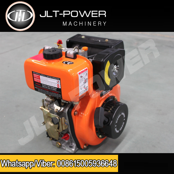 Small Engine Air-cooled 12HP Diesel Engine 188 for Generator Water Pump