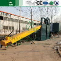 new/newest carbon black recycling machinery refinery machinery from waste tyre pyrolysis machinery