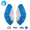 Disposable Medical Shoes Cover With Cpe Coated