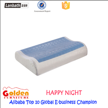 Cool Gel memory foam pillow of Golden Furniture