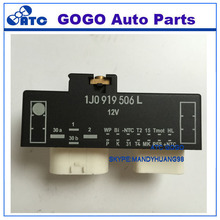 Auto parts poland 1J0 919 506L 1J0919506L cooling fan box/unit/module/relay for Audi Vw 898971000 89 89 71 000