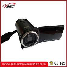 OEM Handy 1080P Full HD Video Camera Professional Digital Camcorder with 2 Inch TTF Display Digital Zoom Video Cameras