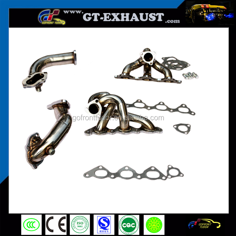 Header manifold for 3000GT GTO