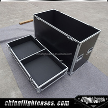 Mobile Flight Cases to Store 2 Speakers Utility Trunk Road Case