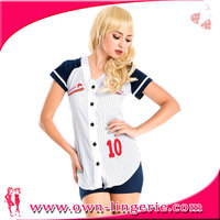 wholesales cheap fashion private school sexy girls costume