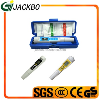2017 Factory supply water quality tester hot sale PH & Salt & OPR tester with low price
