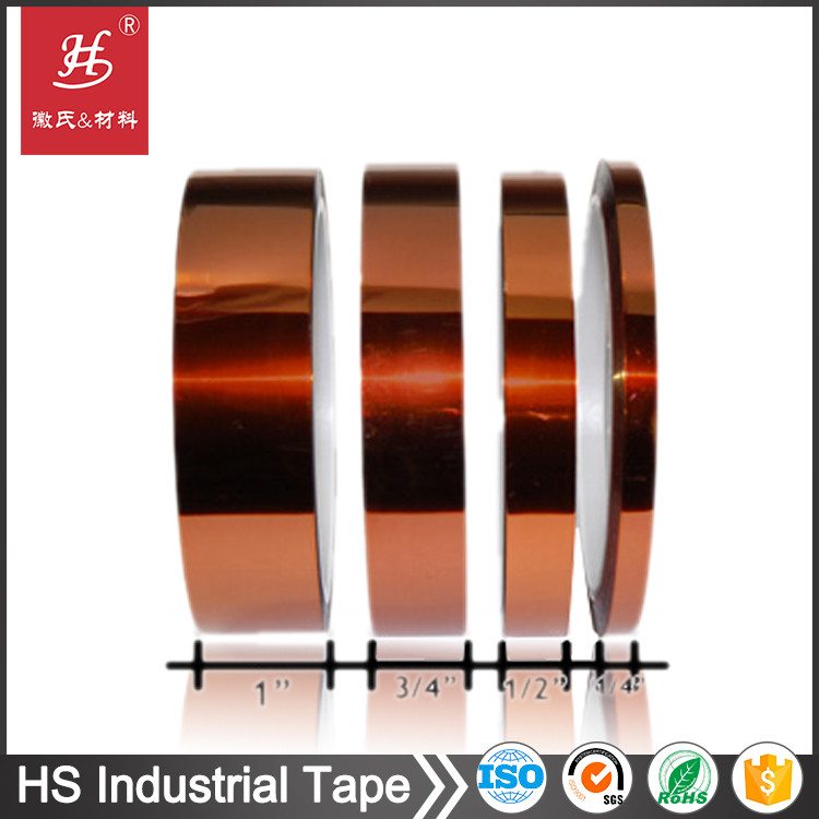 Check Quick Dealed Polyimide Pi Film Tape