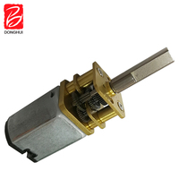 Spur Gearbox 4.5v 5v high torque low rpm 13mm micro dc gear motor
