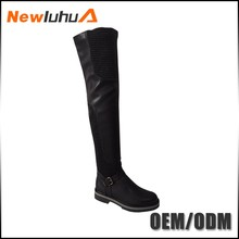 China supplier platform heels crotch high boots