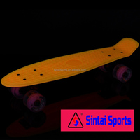 custom adult mini cruiser blank skateboard with CE