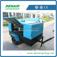 No Middleman of diesel air compressor portable 6 bars
