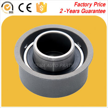 Engine Timing Idler , Belt Tensioner Pulley For Hyundai 24410-23400