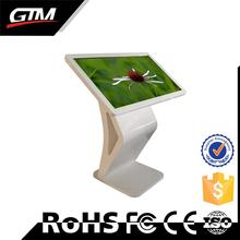 2017 android 42 inch used multi touch screen kiosk for mall