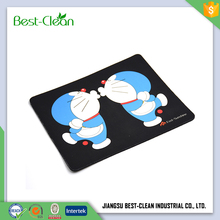 modern microfiber photo insert mouse pad