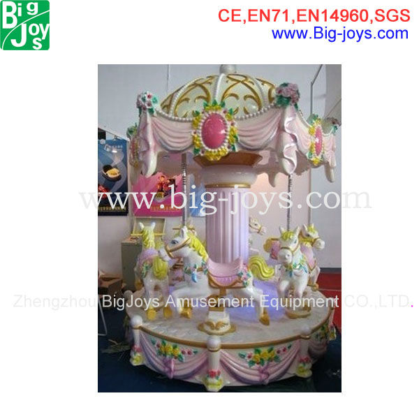 China suppliers Kids Play portable small merry go round