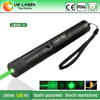 50mw Green Laser Pointer JD 303 with Rechargeable Battery 5 pattern Heads Safty Keys and Extensible Tube