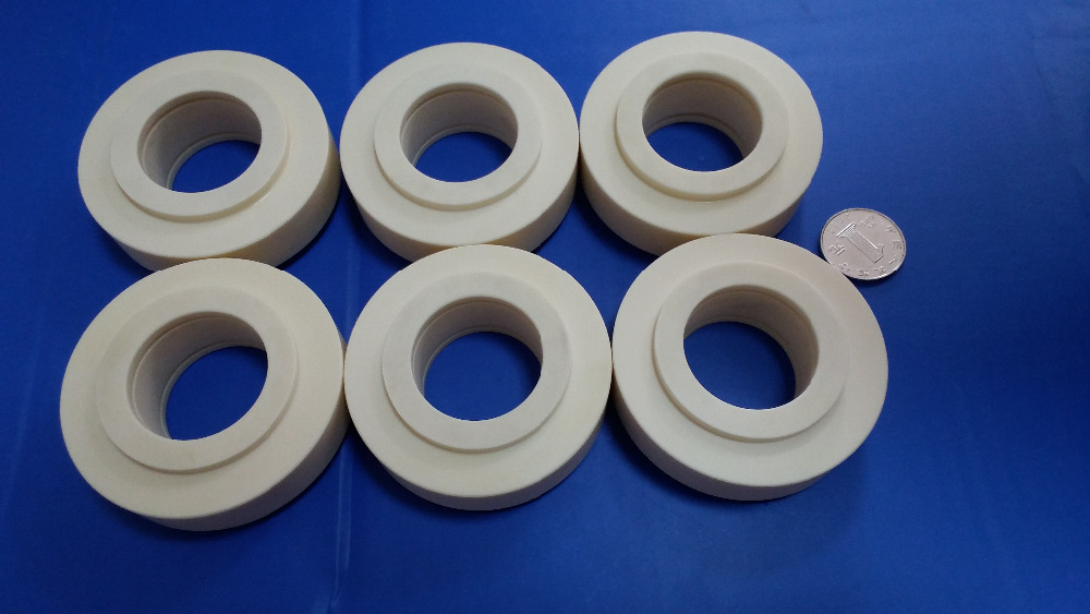 ceramic flat burr with ISO9001 certificated and favorable cost