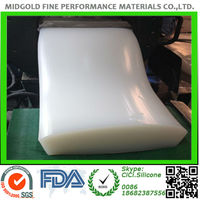 China manufacturing 60 shore silicone for silicon rubber product