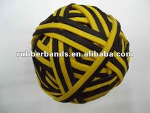 hair accessory elastic rubber band ball for hair tie band for money use