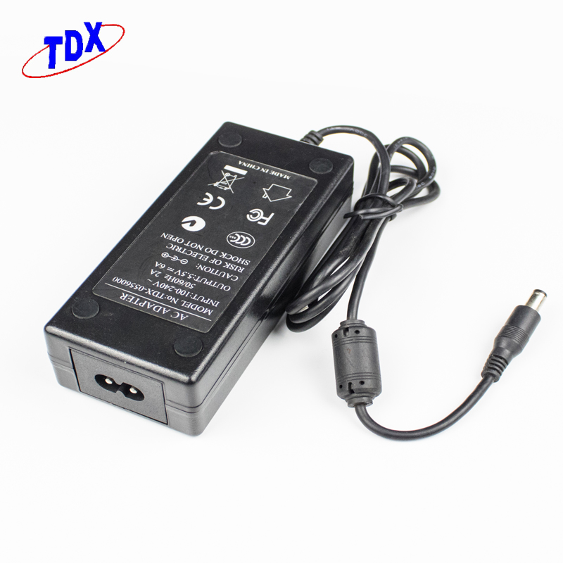 AC 100-240V To DC Adapter 12V 7A 84W Power Supply with Cord Cable For LED Strip Light LED Display LCD Monitor