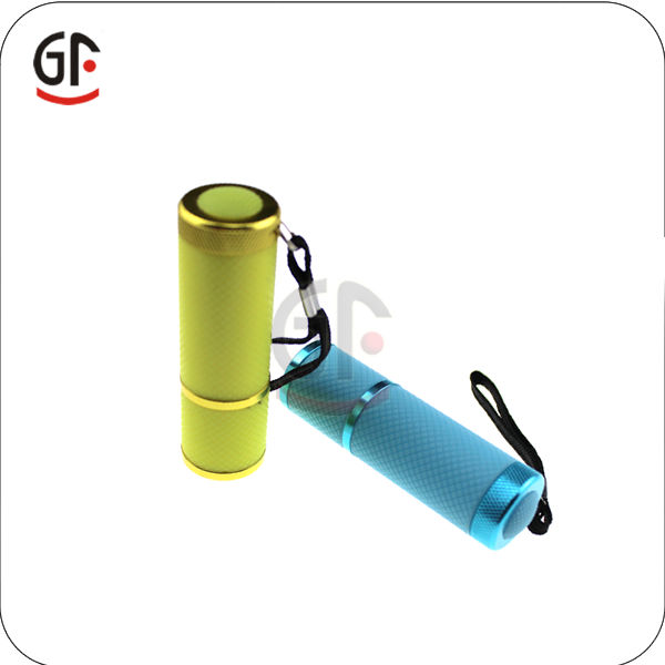 China Manufacture Powered Battery Operated Led Mini Torch