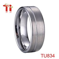fashion Comfirt Fit tungsten bands new model arabic old fashioned superman wedding rings