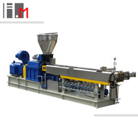 High-efficiency plastic recycled production machine