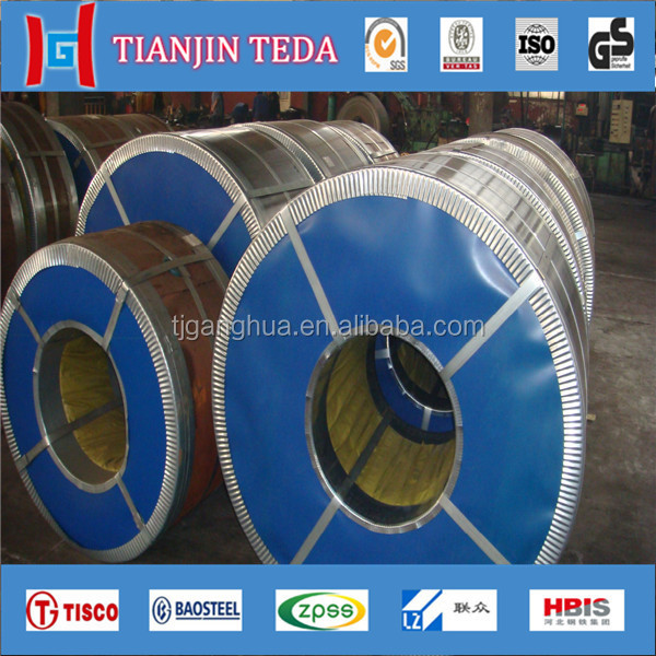 TISCO Raw Material 410 Stainless Steel Coil