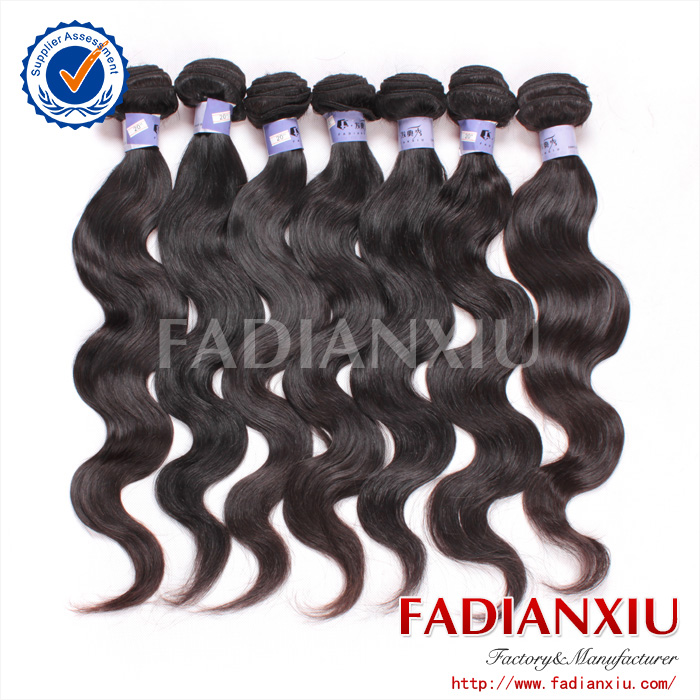 Human hair extension in stock 20 inch great length queenlike hair products