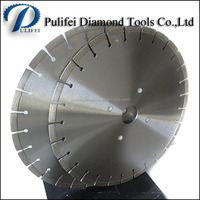 "24""/600mm China Manufacturer Stone Cutting Disc Diamond Cutting Disc For Granite Marble Diamond Cutting Disc"