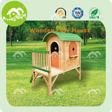 Wooden Kids Cubby House For Sale, kids playhouse with porch, new log house