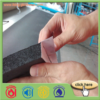 Rubber Thermal Sheet Self-adhesive