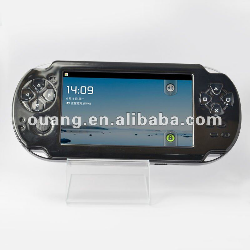 4.3-inch Touch Wifi Game,interesting game player, fascinating pmp mp9