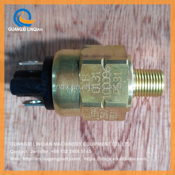 LiuGong sensor 30B0131 for CLG856 ZL50C wheel loaders