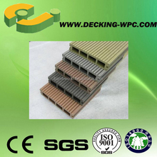 Factory Eco-friendly Hollow WPC Decking Board Update