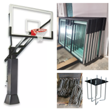 best quality inground adjustable height basketball hoop