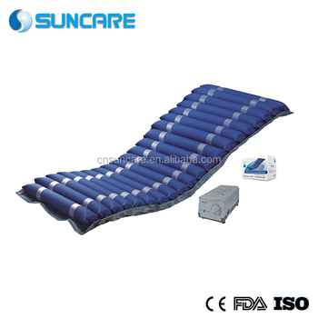 Wholesale Health Care Medical Inflatable Anti-Bedsore Bubble Air Mattress