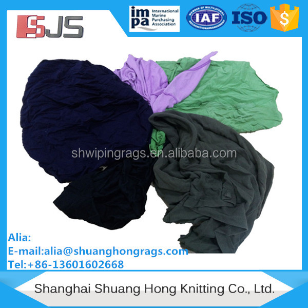 Cheap cotton wiping rags for industrial