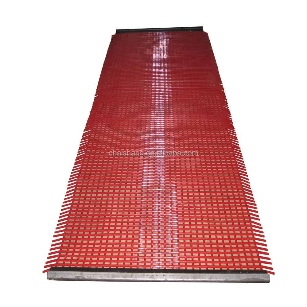 screening wire mesh for shale shaker for coal cleaning, mining, oil and gas drilling