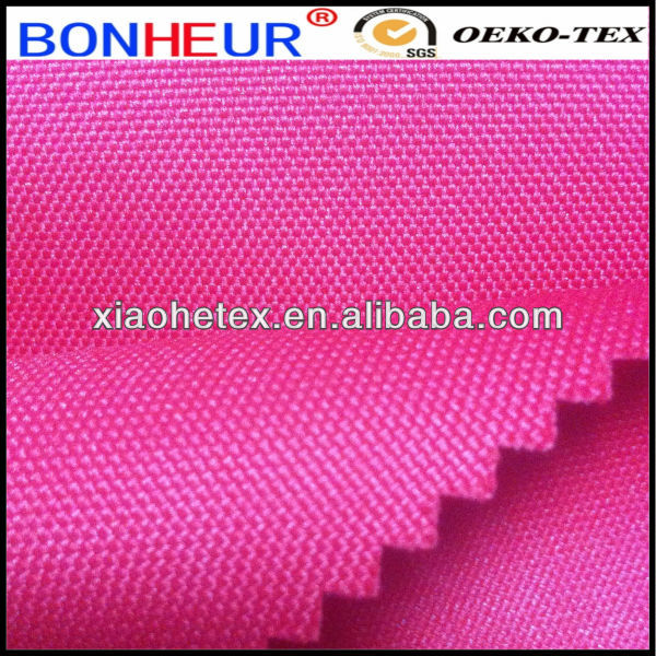 600d oxford fabric for bag polyester cordura