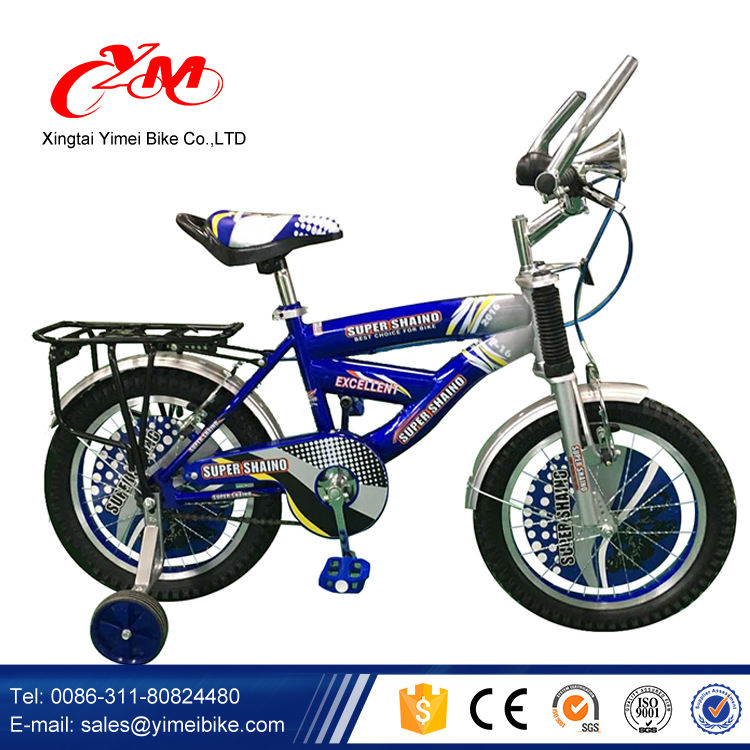 Blue color kid bike for Pakistan market /good quality price children bicycle /heavy bikes for sale in Pakistan