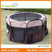 High quality Folding Pet Playpen,Dog Playpen with Eight Panels