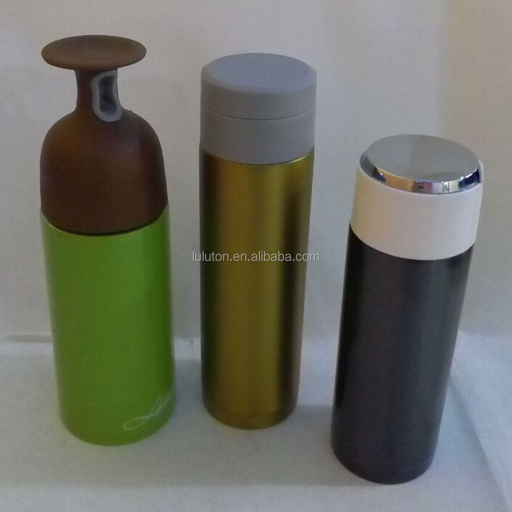 new product Wholesale stainless steel vacuum water bottle Energy Nano Cup popular