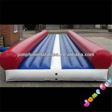 Inflatable air gym mat for tumbling air track for sale